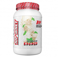 1Up Nutrition Whey Protein 2 Lbs (White Chocolate Mint)