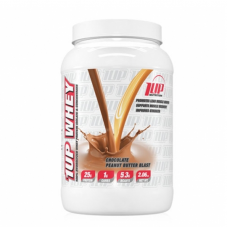 1Up Nutrition Whey Protein 2 Lbs (Chocolate Peanut Butter Blast)