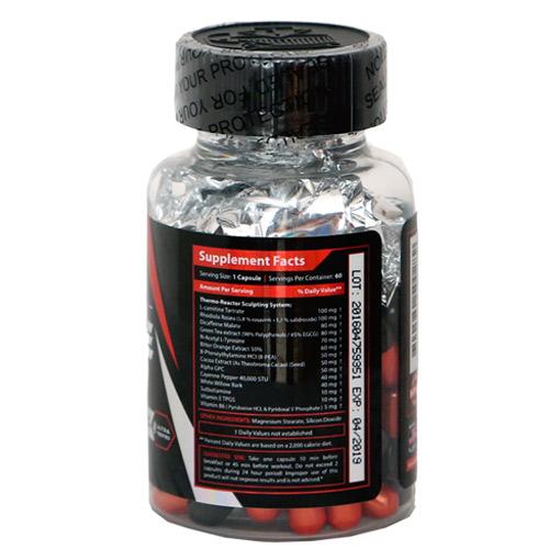 ABSN Svelte Fat Burner- 60 Capsules