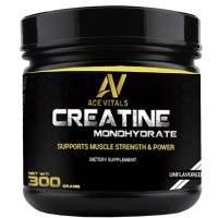 AceVitals Creatine Monohydrate – 300Gms