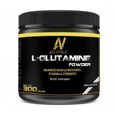 AceVitals L-Glutamine Powder – 300Gms