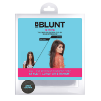 BBLUNT B Hive Volume On Crown Clip-In Hair Extension - Dark Brown