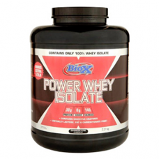 BioX Power Whey Isolate 5 Lbs