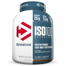 Dymatize ISO 100% Whey Protein Isolate