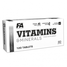 FA Engineered Nutrition Performance Vitamins and Minerals