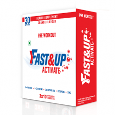 Fast&Up Activate- Pack of 3 Tubes
