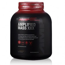 GNC Amplified Mass XXX 6Lbs