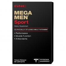 GNC Mega Men Sport - 90 Caplets