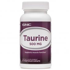 GNC Taurine 500 MG