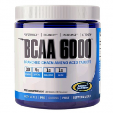 Gaspari Nutrition BCAA 6000 - 180 Tablets