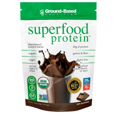 Ground Based Nutrition Superfood Protein – 14 Servings