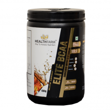 HealthFarm Elite BCAA- 61 Servings