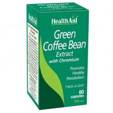HealthAid Green Coffee Bean Extract 60 Capsules