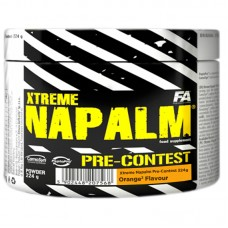 FA Engineered Nutrition Xtreme Napalm Pre-Contest 40 Servings