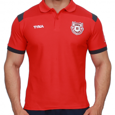 Kings XI Punjab Official Polo (Red)
