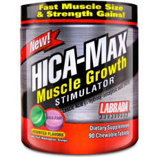 Labrada HICA- Max- 90 Chewable Tablets