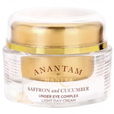 Mantra Saffron and Cucumber under Eye Complex Light Day Cream
