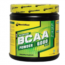 MuscleBlaze BCAA 6000 50 Servings