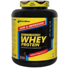 MuscleBlaze Whey Protein 4.4 Lbs