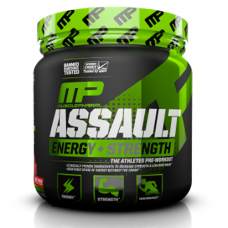 MusclePharm Assault (Energy + Strength) - 30 Servings