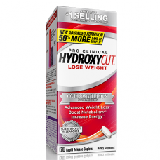 Hydroxycut Pro Clinical Weight Loss - 72 Caplets