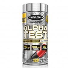 Muscletech Alphatest Testosterone Booster