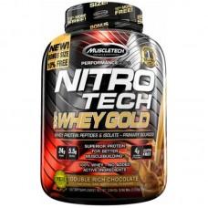 Muscletech Nitro-Tech 100% Whey Gold 5.5 Lbs
