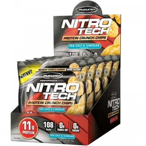 Muscletech Nitro-Tech Protein Crunch Chips