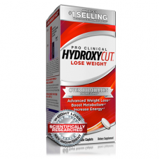 Hydroxycut Pro Clinical Weight Loss - 60 Caplets