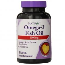 Natrol Omega-3 1000mg - 60 Softgels
