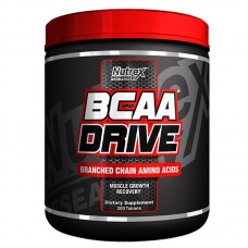 Nutrex BCAA Drive - 200 Tablets