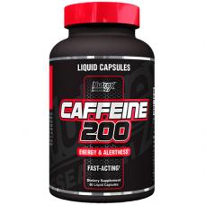 Nutrex Caffeine 200- 60 Liquid Capsules