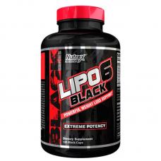 Nutrex Lipo-6 Black 120 Capsules
