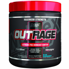 Nutrex Outrage - 30 Servings