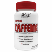 Nutrex Lipo-6 Caffeine - 60 Capsules