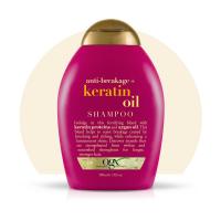 OGX Anti Breakage-Keratin Oil Shampoo