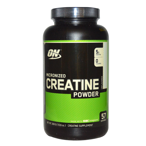ON Micronized Creatine Powder 57 Servings