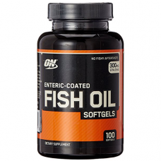 ON Fish Oil 100 Softgels