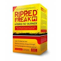PharmaFreak Ripped Freak Hybrid Fat Burner – 60 Capsules