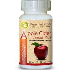 Pure Nutrition Apple Cider Vinegar Plus