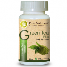 Pure Nutrition Green Tea Plus