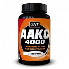 QNT AAKG 4000 (100 Tabs)