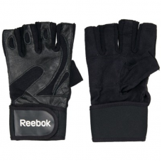 Reebok Premium Fitness Gloves (Black)
