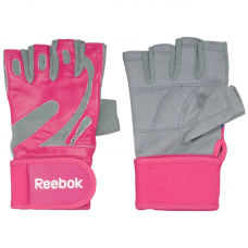 Reebok Premium Fitness Gloves (Pink)
