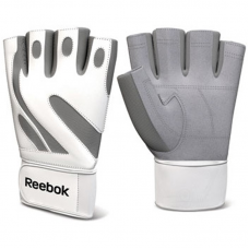 Reebok Premium Fitness Gloves (White)