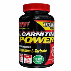SAN Nutrition L-Carnitine 60 Capsules