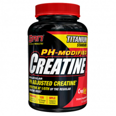SAN Nutrition PH-Modified Creatine 120 Capsules