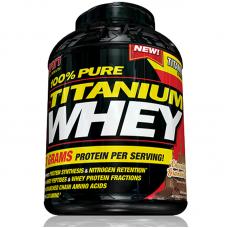 SAN Nutrition Pure Titanium Whey 5Lbs