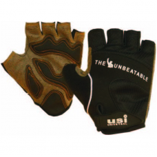 USI Fitness Gloves 733 BG (Black/Grey)