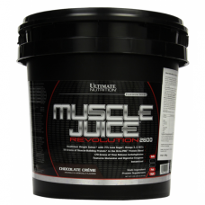 Ultimate Nutrition Muscle Juice Revolution 2600- 11.10Lbs